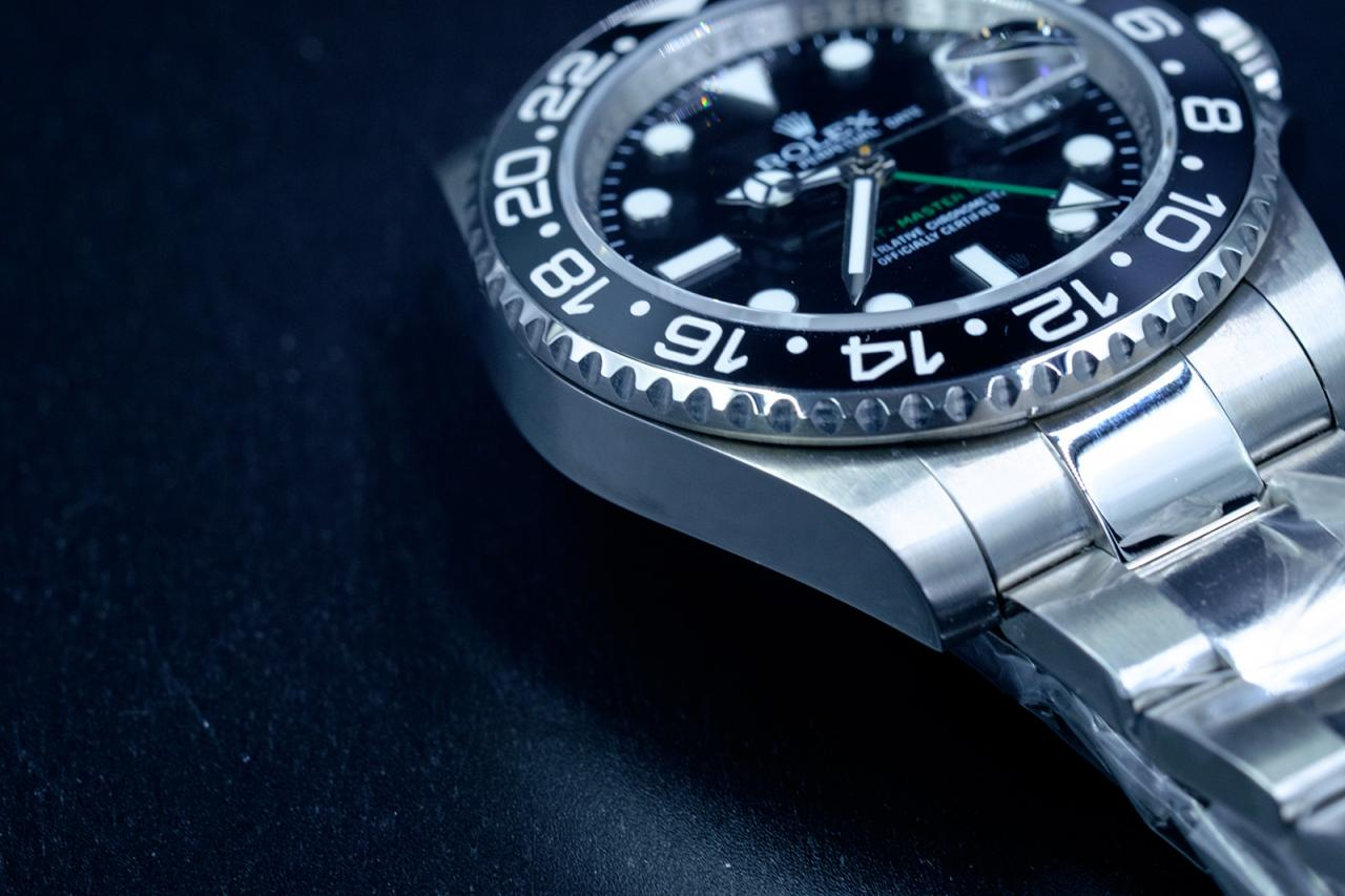 Replica GMT Bezel Tooth