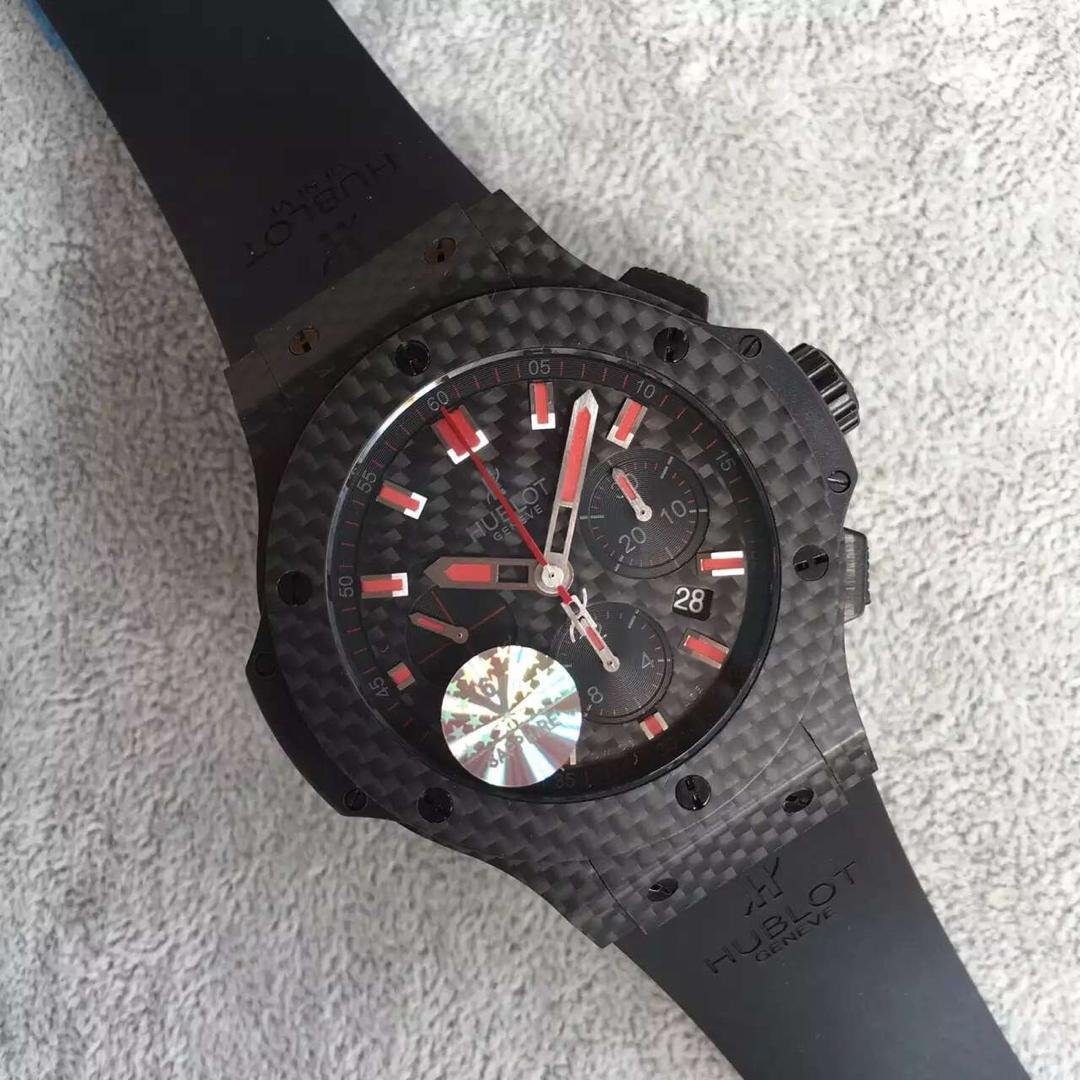 Replica Hublot Carbon Watch from HBB V6