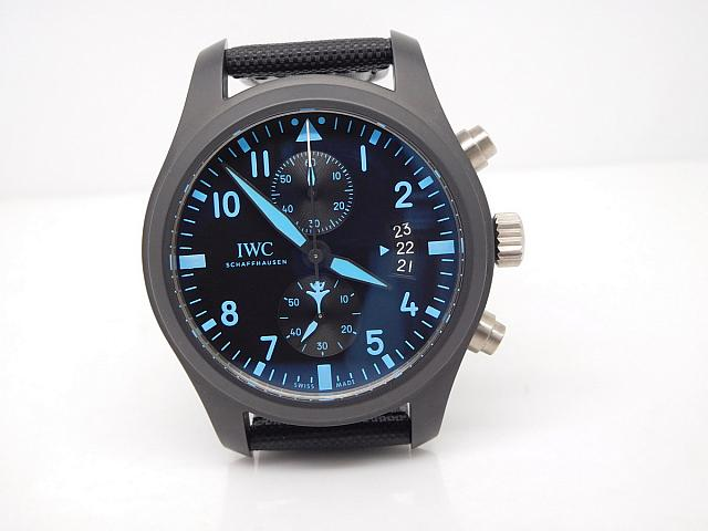 Replica IWC Top Gun Blue