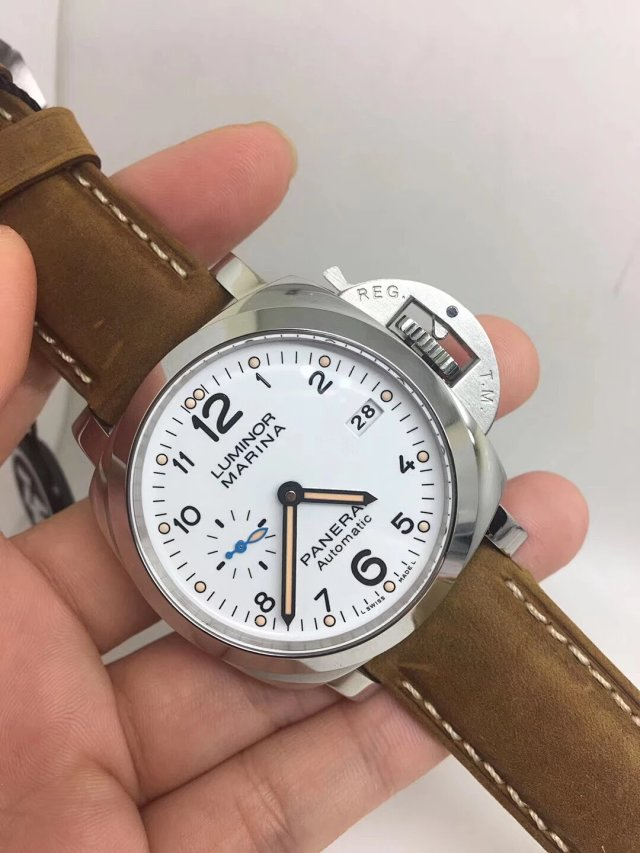 Replica PAM 1523 White Dial