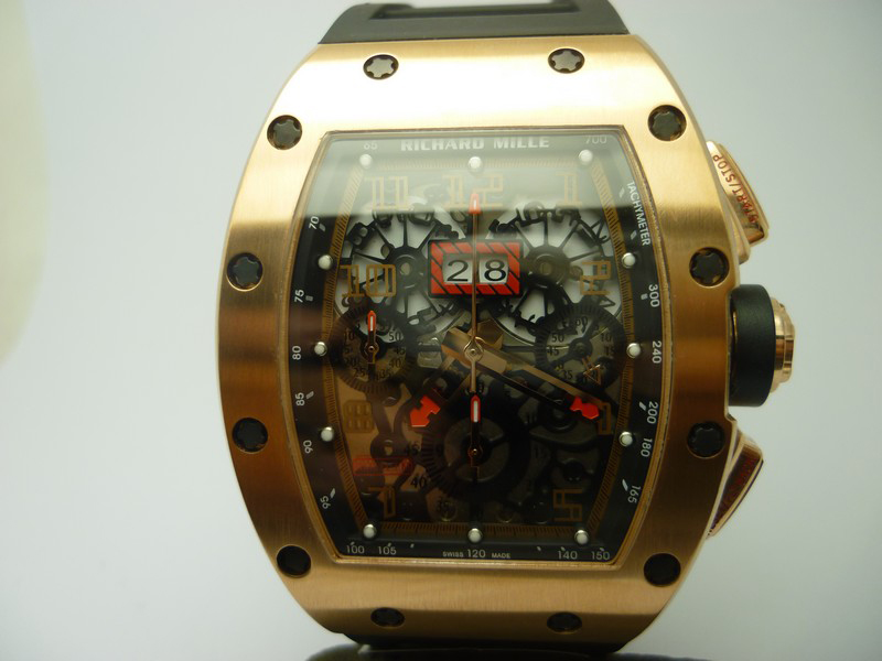 Replica Richard Mille Felipe Massa Red Kite