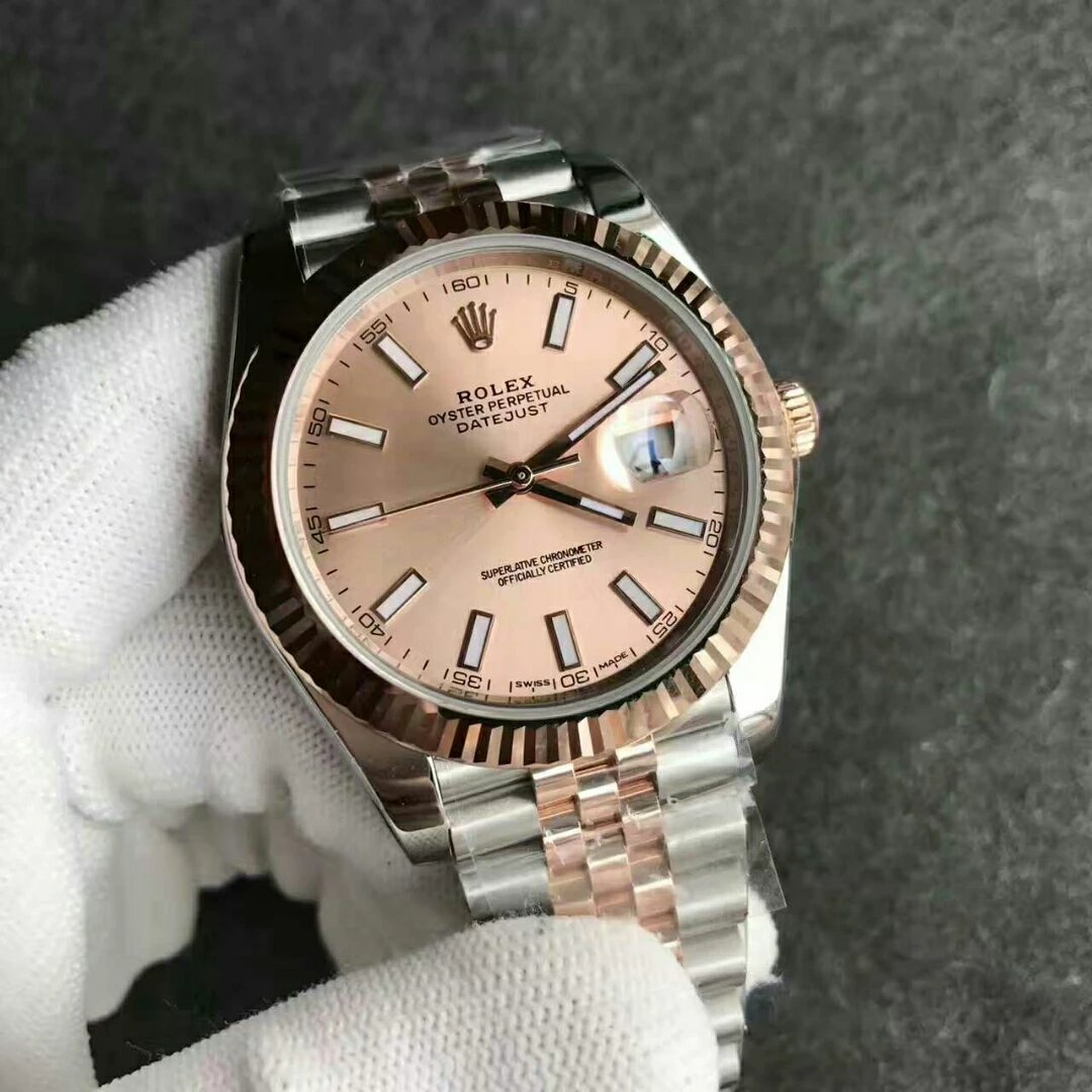 Replica Rolex Datejust II 126331 Wrapped Gold