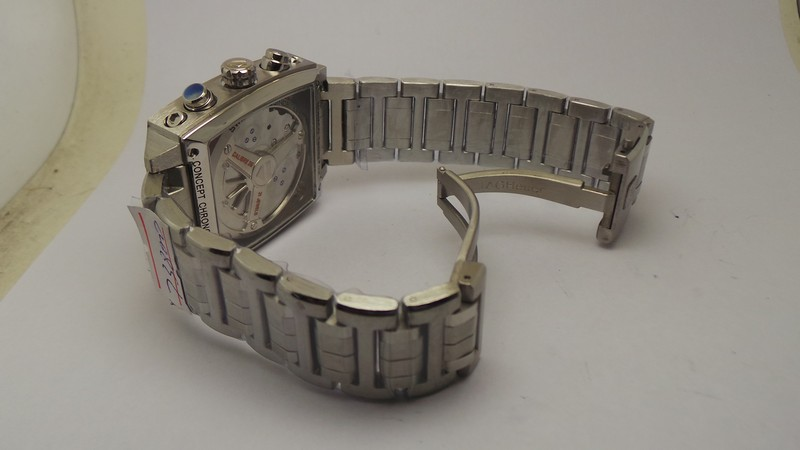 Replica Tag Heuer Monaco Concept 24 Japanese Quartz Stainless Steel
