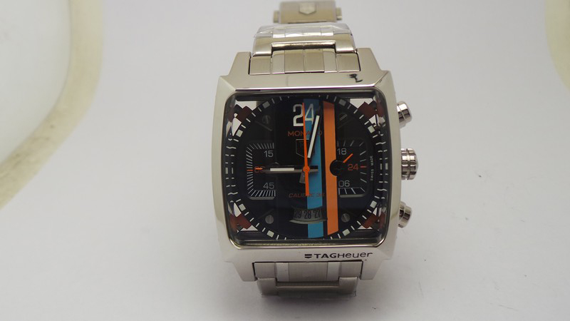 Replica Tag Heuer Monaco Concept 24 Watch