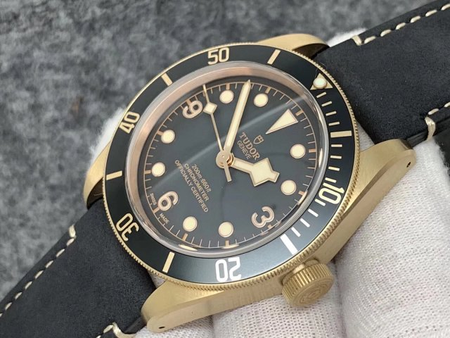 Replica Tudor Black Bay Bronze