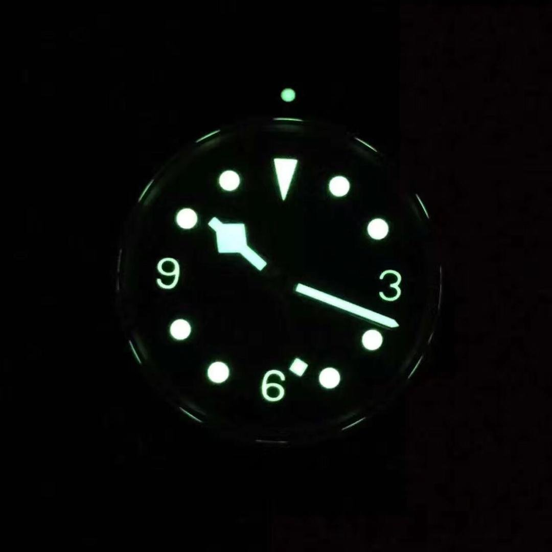 Replica Tudor Bronze Watch Lume Dial
