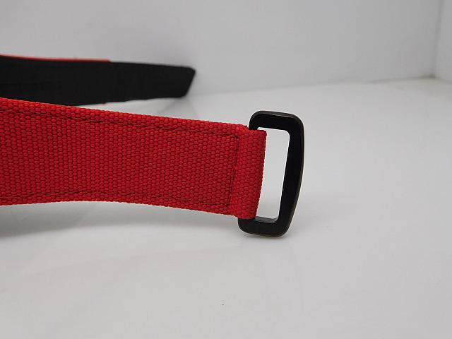 Richard Mille Red Nylon Strap