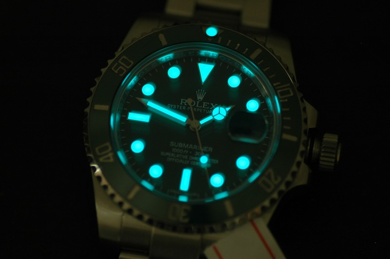 The Most Cost-efficient Rolex Green Submariner 116610LV Replica Watch Only For $198