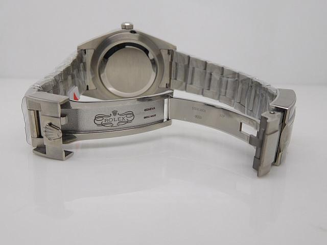 Replica Rolex Explorer I 214270 Watch by JF Factory with 3132 Movement