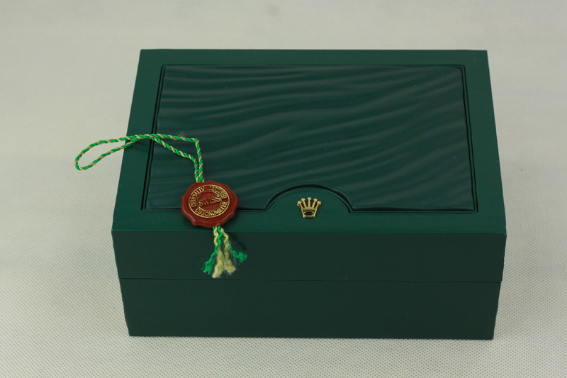 Rolex Box with Card 2