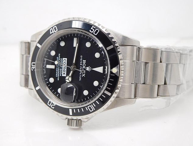 Rolex Comex Submariner Black Bezel