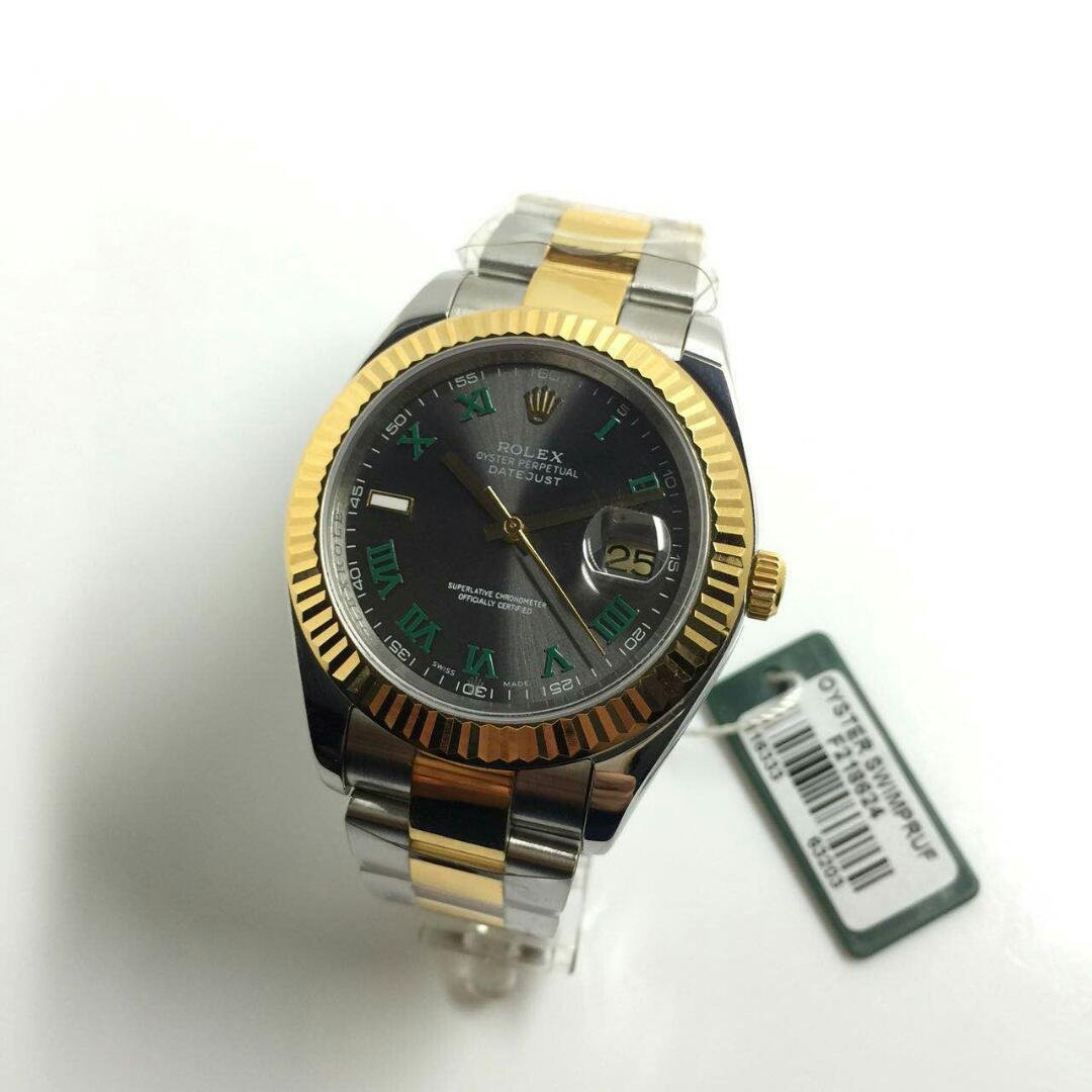 Rolex Datejust II 116333 Gold Replica