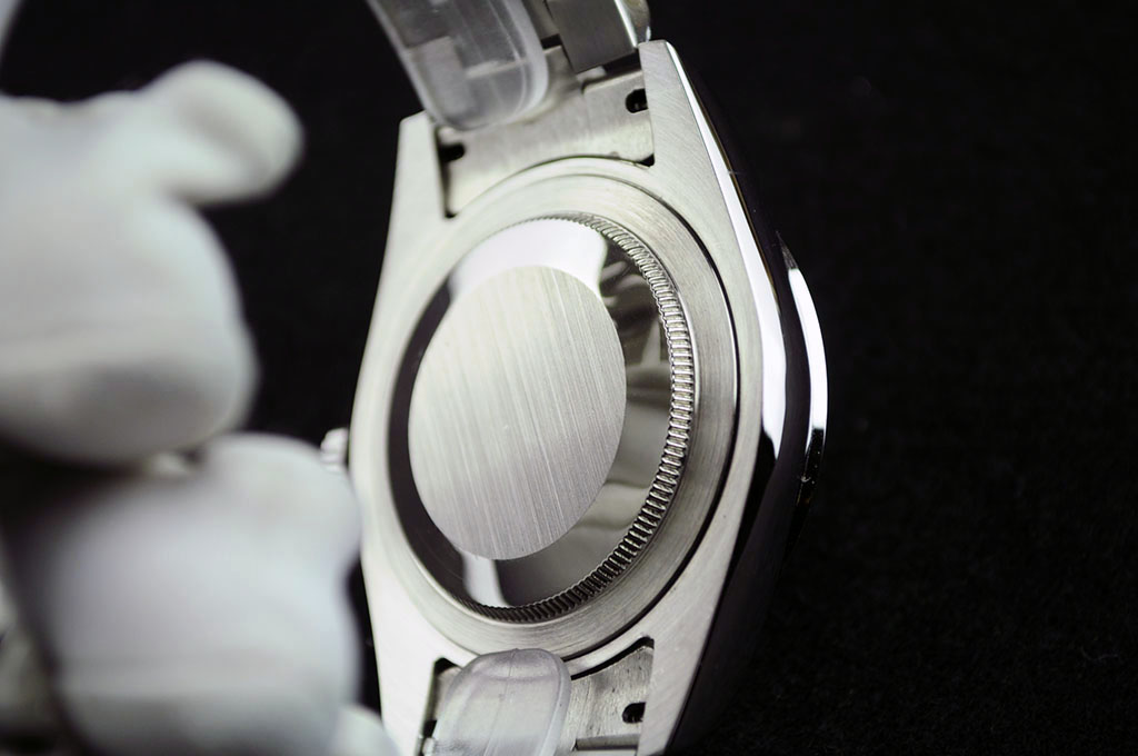 Rolex Day Date Solid Back