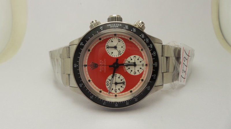 Rolex Daytona Paul Newman 6263 Red Dial