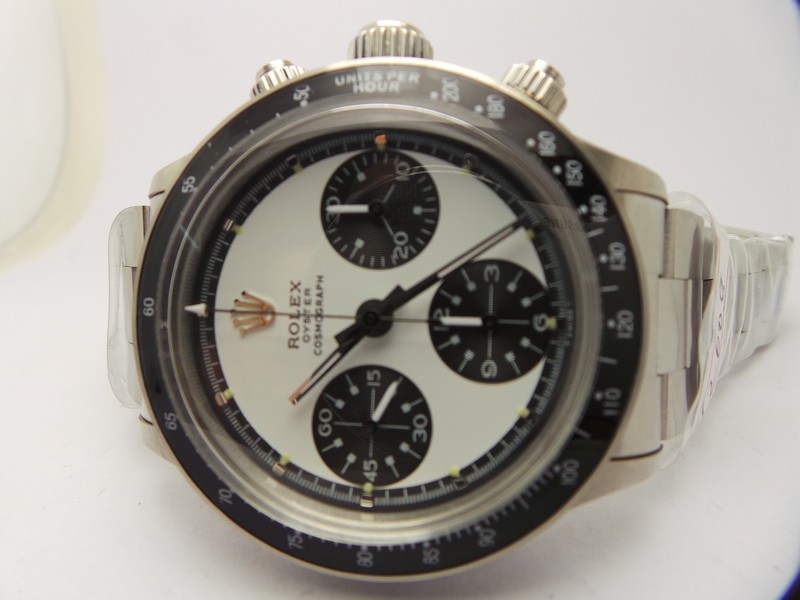 Replica Rolex Vintage Daytona Paul Newman 6241 Watch Venus Chrono