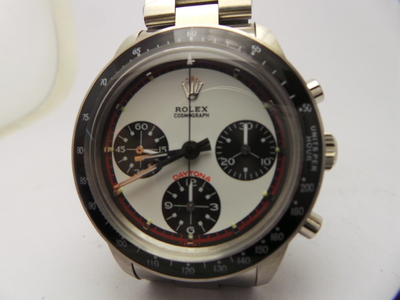 Rolex Daytona Vintage Watch 6241 Replica