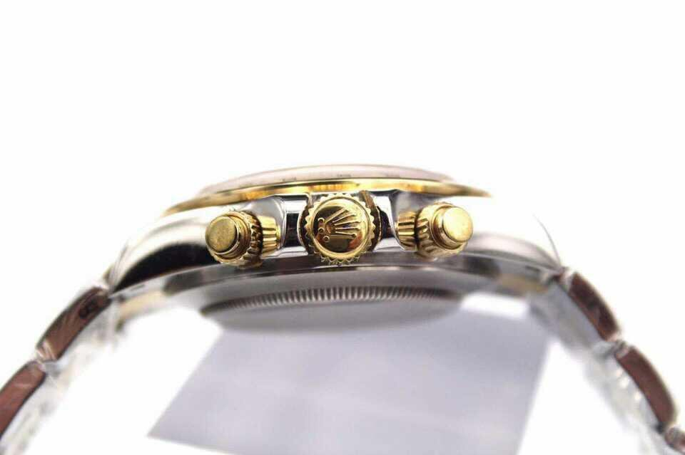 Rolex Logo on Crown
