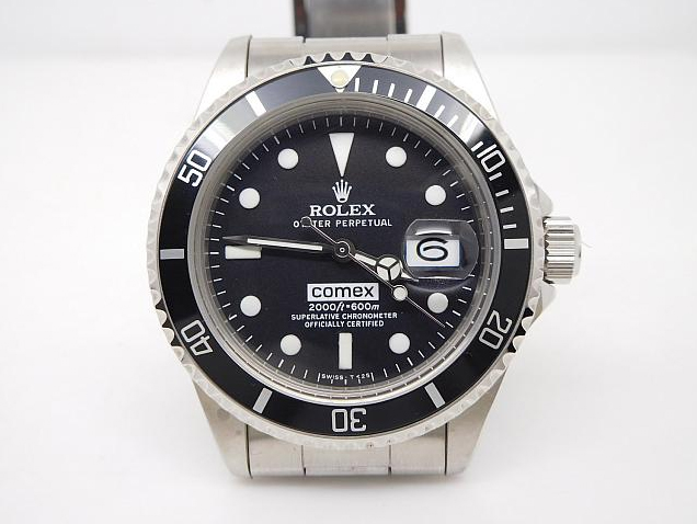 Rolex Submariner Comex Replica