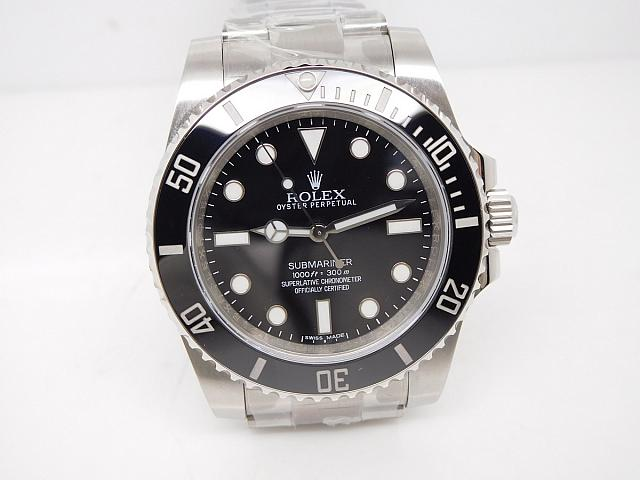 Rolex Submariner No Date Replica