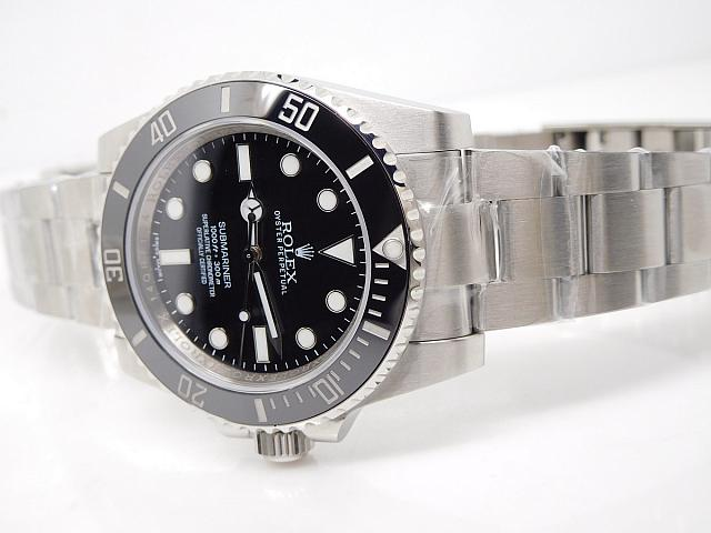 Rolex Submariner Steel Replica