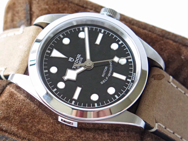 Tudor Black Bay 36mm Polished Bezel