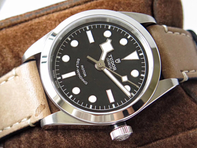 Tudor Black Bay 36mm Steel Case