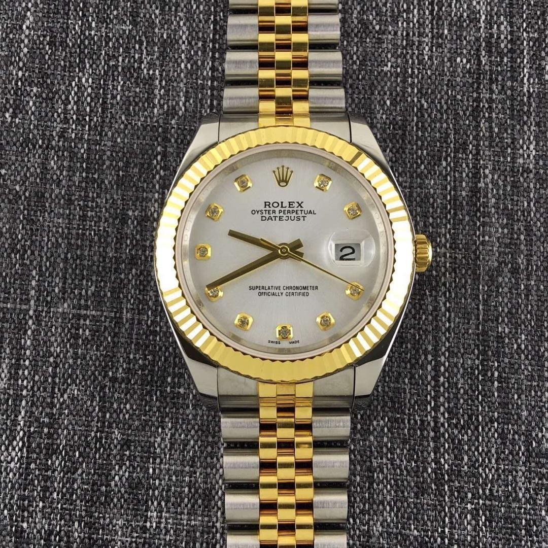The Best Golden Rolex Replicas – 18K Datejust II Rolex by Changrong Factory