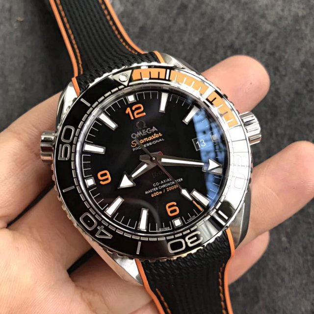VS Factory Replica Omega Planet Ocean 600m