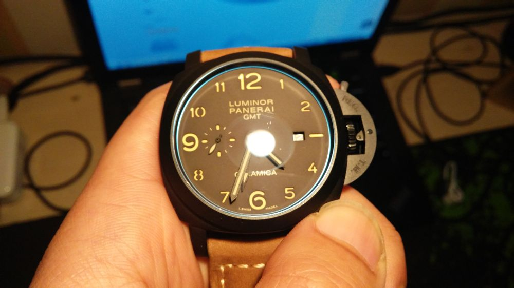 KW Panerai PAM00441 Ceramic Watch Replica Review