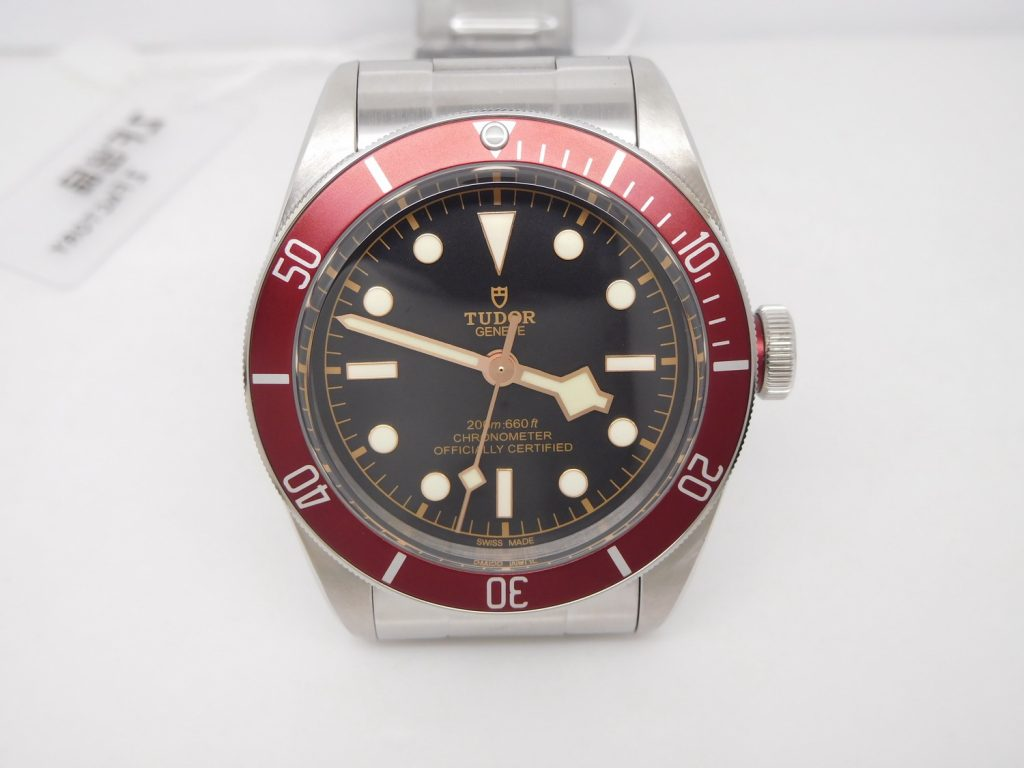 ZF Tudor Black Bay Red
