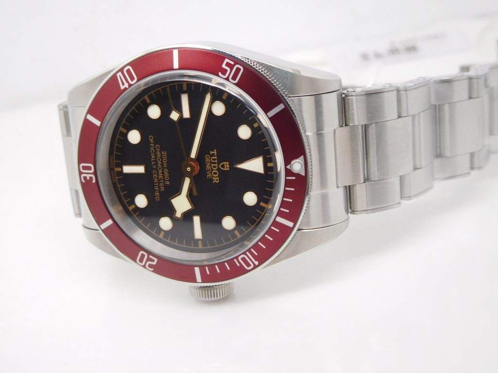 ZF Tudor Black Bay Red Bezel
