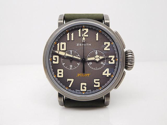 Zenith Pilot Ton-up Replica