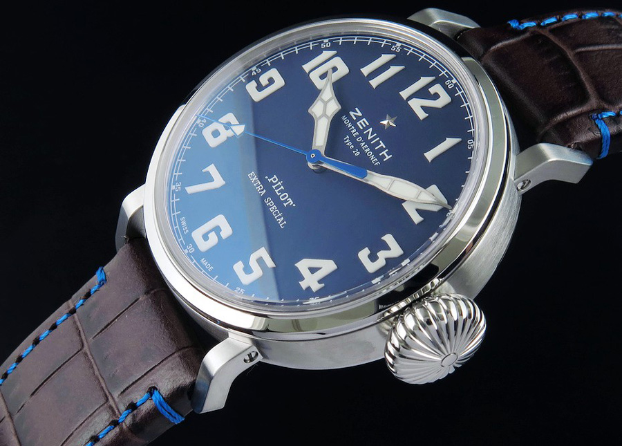 Zenith Pilot Type 20 Extra Special Watch Dial 2