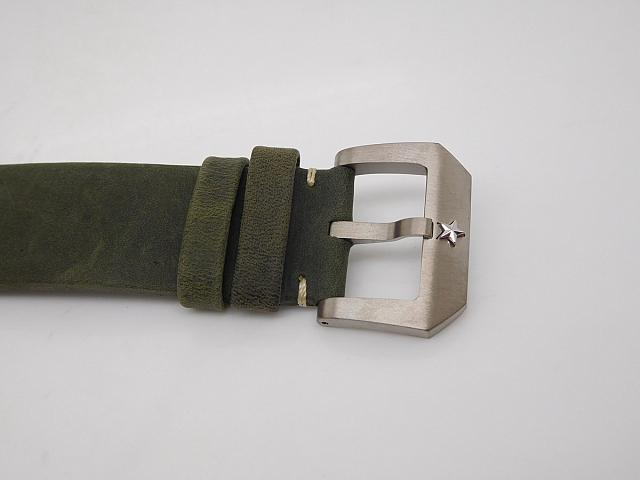 Zenith Star Buckle